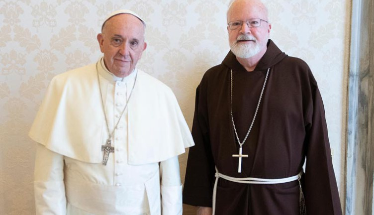 Cardinal O'Malley calls for investigation at Boston seminary