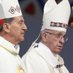 20180828T1414 19769 CNS CELAM FRANCIS 1 150x150 - U.S. bishops tell pope abuse scandal 'lacerated' the church