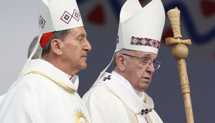 Latin America's bishops denounce 'shameful' attacks on pope