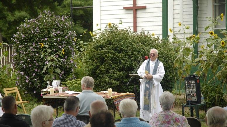 'That was Jonesie':  Beloved priest was  gentle, unassuming