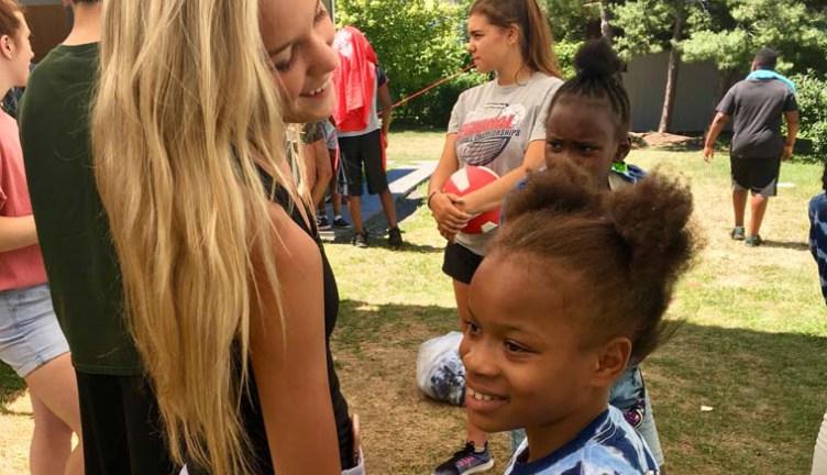 St. James kids help their Brady Buddies