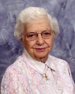 M Lisbeth Hartnett copy 240x300 - In memoriam: Sister M. Lisbeth Hartnett, IHM