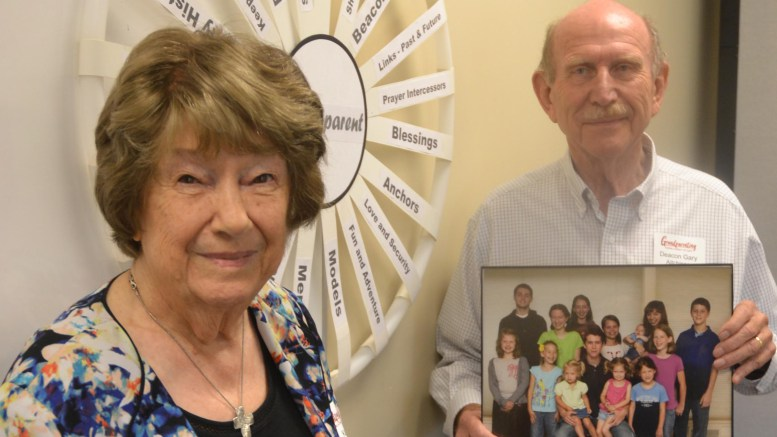 Grandparents Have Special Role In Families: Evangelizing