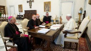 20180913T0752 196 CNS ABUSE POPE USCCB DINARDO 300x169 - US BISHOPS MEETING POPE