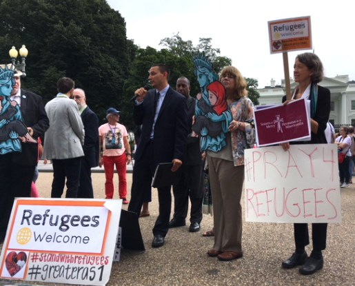 Catholics join other Christians in calling for admitting more refugees