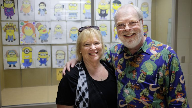 Disney animator credits Catholic schools with foundation for his success