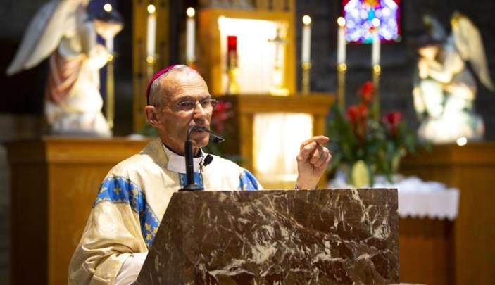 Retired Green Bay auxiliary bishop withdraws from public ministry
