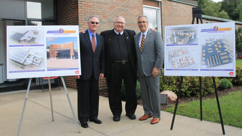 Christian Brothers Academy kicks off $11 million capital campaign: 'Our Mission, Their Future'