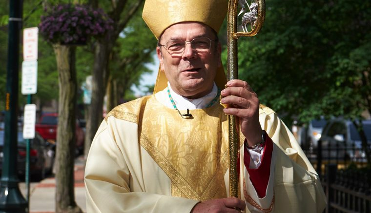 Diocese announces celebration in honor of Bishop Cunningham's 50th anniversary of ordination and 10th anniversary as Bishop of Syracuse