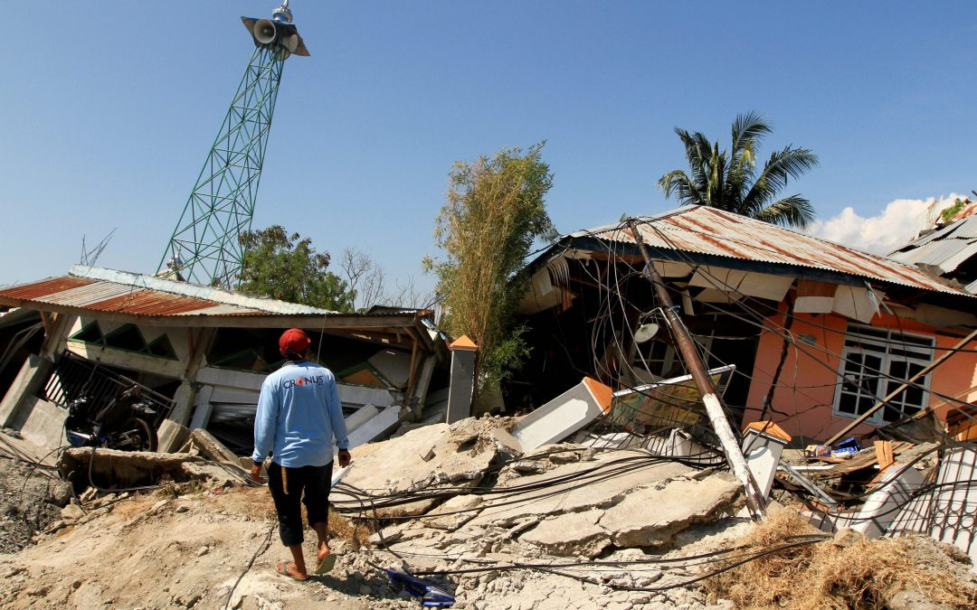 Catholic aid agencies respond after quake, tsunami in Indonesia