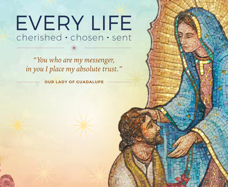 'Every Life: Cherished, Chosen, Sent' is theme of Respect Life Month