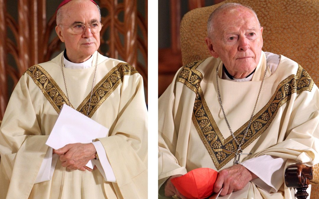 McCarrick case: Vatican starting to acknowledge mistakes