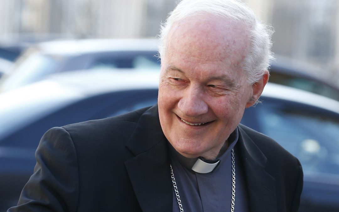 Cardinal Ouellet responds to Archbishop Vigano on McCarrick case