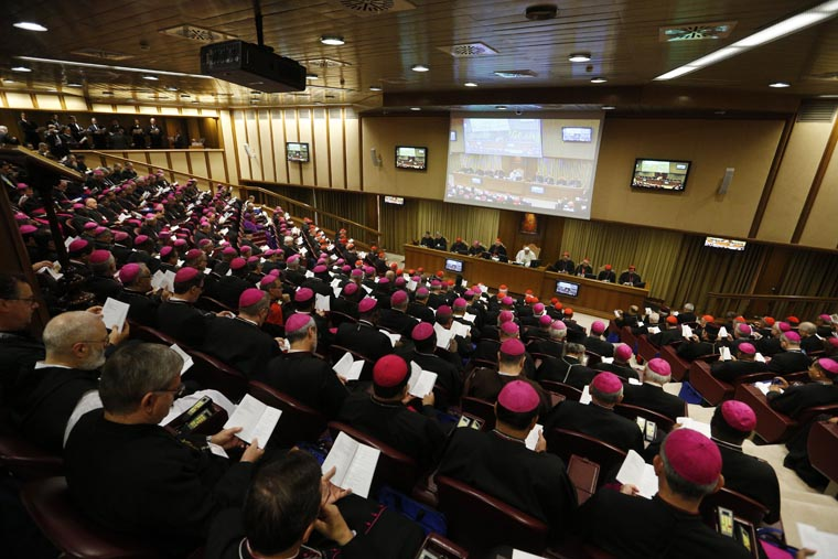 Vocation not limited to religious life, youth minister tells synod