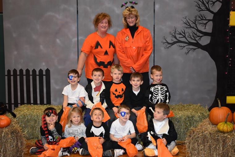 DSC 0427 - Halloween fun at Trinity
