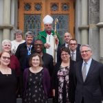 group with bishop 150x150 - Commissioning of Lay  Ecclesial Ministers