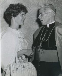 nurse meets archbishop 243x300 - nurse meets archbishop