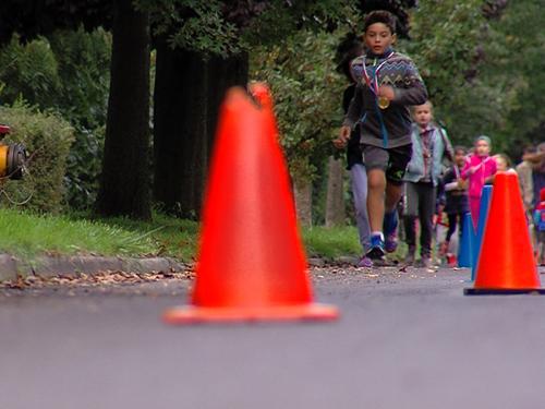 run 3 - St. Mary's School celebrates 90th