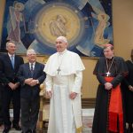20181101T0955 0130 CNS POPE AMERICAN BIBLE 150x150 - Educators form lives that are ready to face the future, pope says