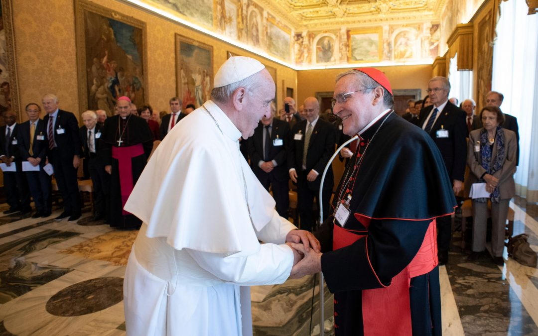 Pope to scientists: Help protect health of planet and its people