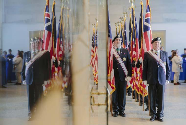Mass, ceremony mark 100th anniversary of World War I's end