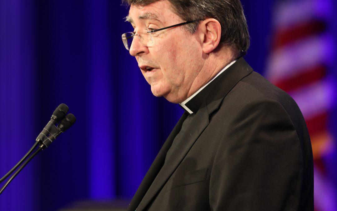 Papal nuncio urges U.S. bishops to restore trust, bring about reform