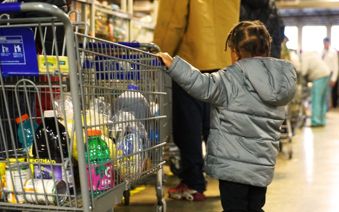 Huge Catholic-run food pantry creates Thanksgiving blessing for the poor