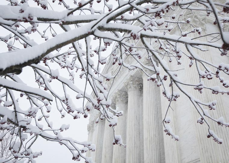 Big decisions, bench changes for U.S. Supreme Court this year