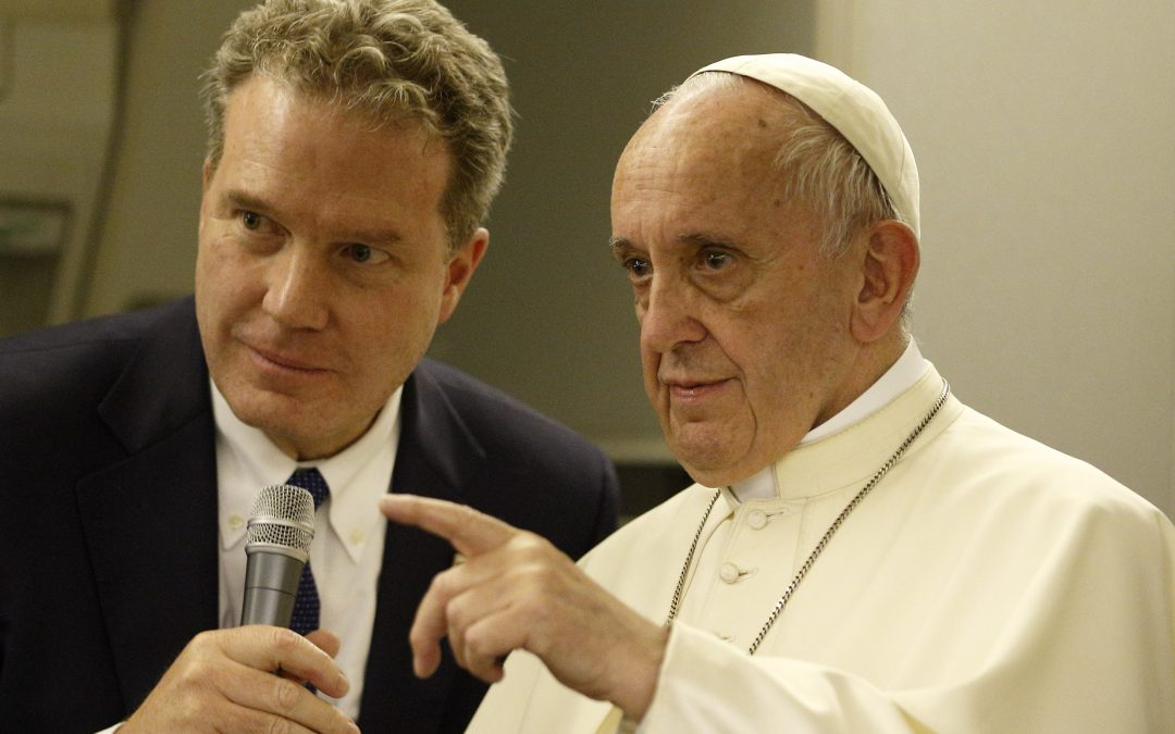 Top officials of Vatican press office resign