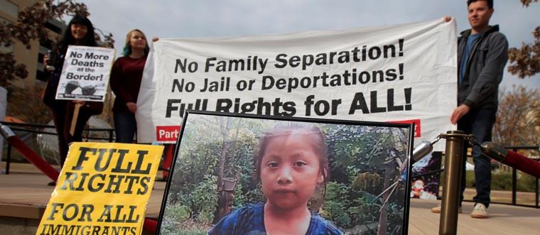 U.S. bishops, others mourn death of Guatemalan girl near border