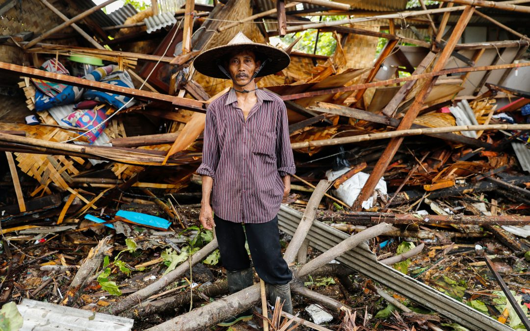CRS working in Indonesia to assess needs of tsunami survivors