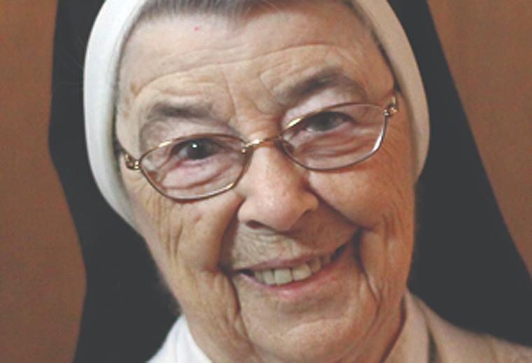 Obituary:Sister Mary Gertrude (Mary Genevieve) Dumas, OSF