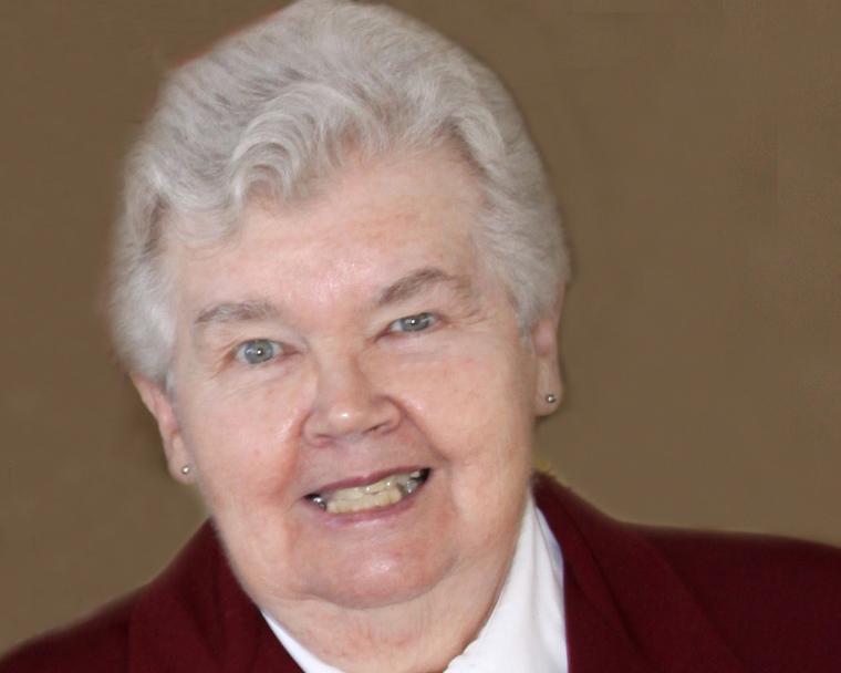 ObituarySister GeraldineCorkrey, CSJ