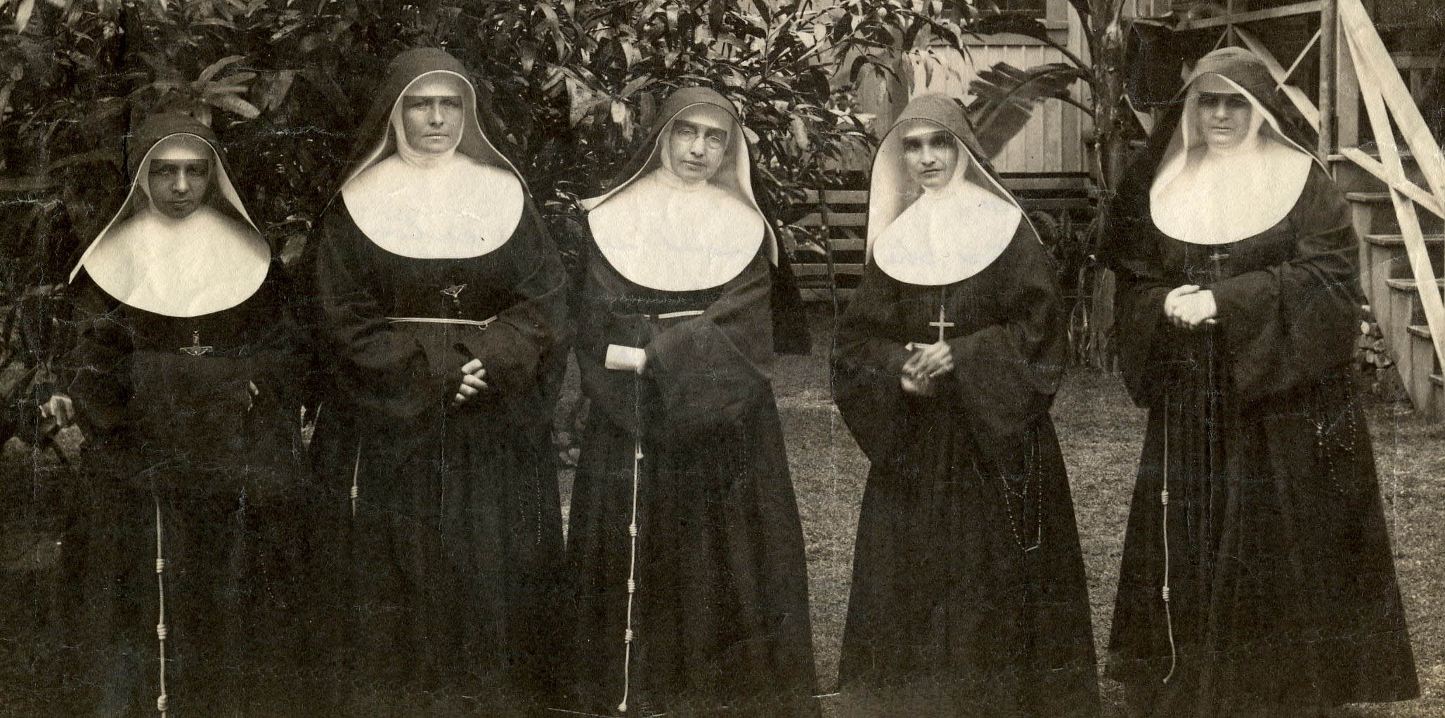 Group 1899 ed - Beloved mother of outcasts, Mother Marianne Cope: The extraordinary life of a hometown saint