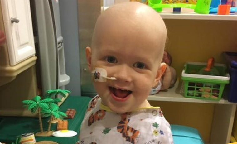 New Hartford events  raise money for tot  diagnosed with leukemia