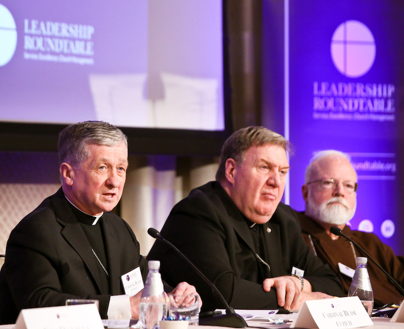 Summit, lawyers discuss what's needed to solve church's abuse crisis