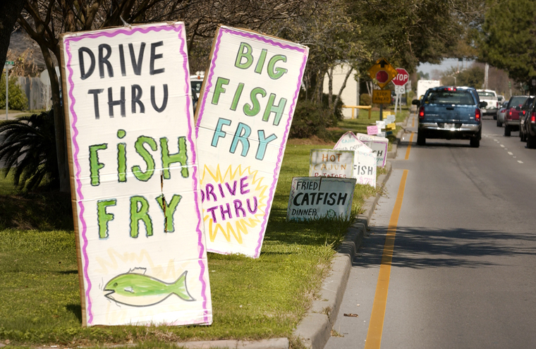 Lenten staple prompts a grammar debate: Are they fish 'fries' or 'frys'?