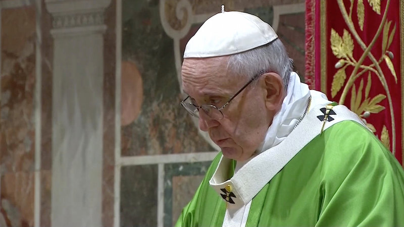 Pope: No more excuses; time for 'all-out battle' against crime of abuse