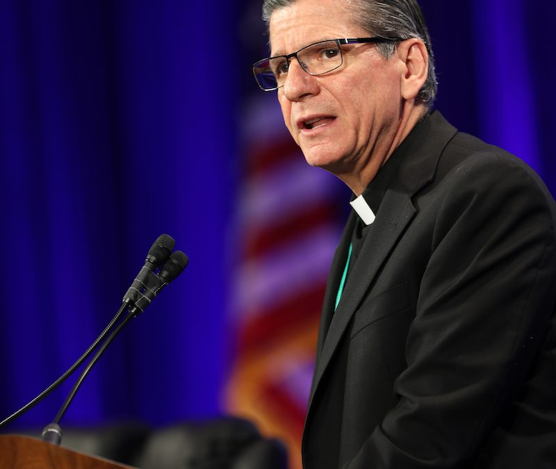 Border bishops say real emergency is how to take care of migrants
