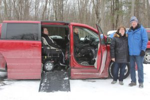 A.C. Bowman best 300x200 - 'Truly a special Christmas miracle': Donations from around diocese allow family to buy much-needed van