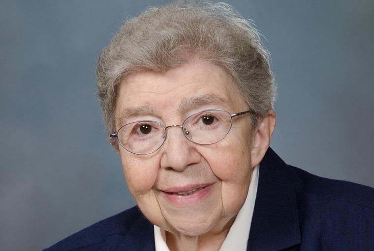 Obituary Sister Barbara Lorraine D'Auria, IHM