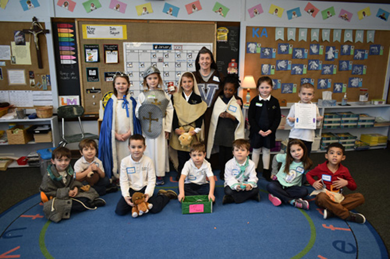 Catholic Schools Week celebrated