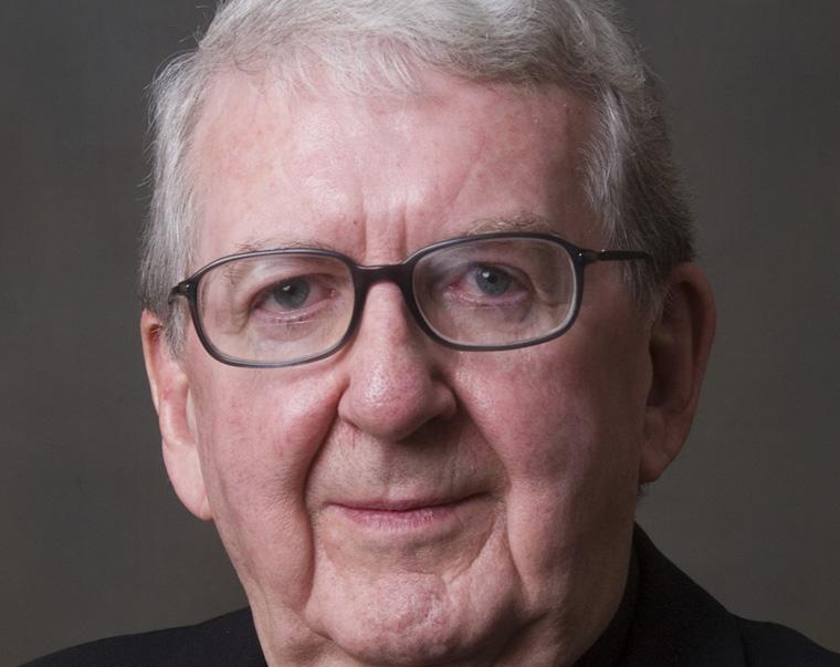In memoriam: Msgr. John Flanagan