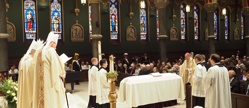 Auxiliary Bishop Thomas J. Costello remembered for ministry, leadership, advocacy at Mass of Christian burial