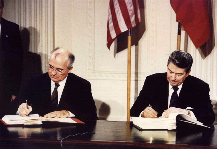 Prospects for arms race rise with demise of historic nuclear treaty