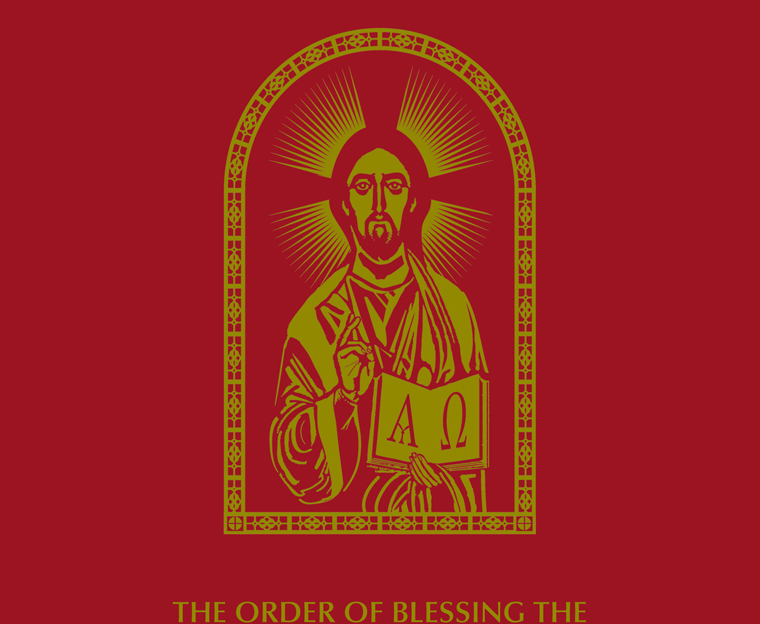 USCCB publishes revised translation of rite for blessing holy oils