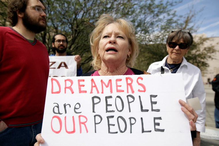 Bishops' migration chair urges House pass new bill to protect 'Dreamers'