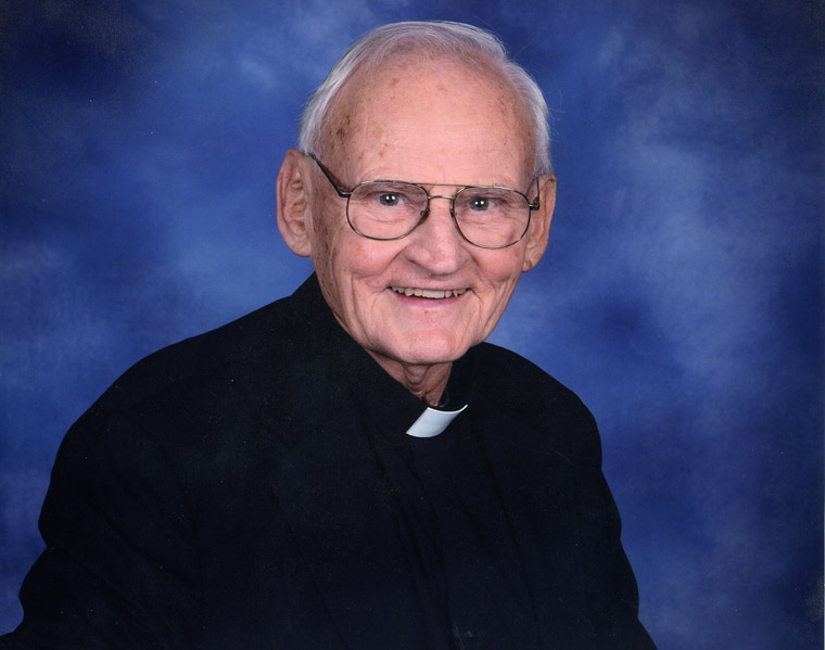 Obituary: Father Bebel was glad he 'responded to God's call'