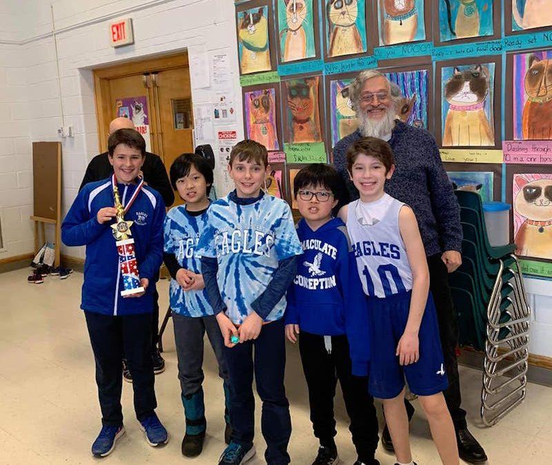 IC School wins chess tourney