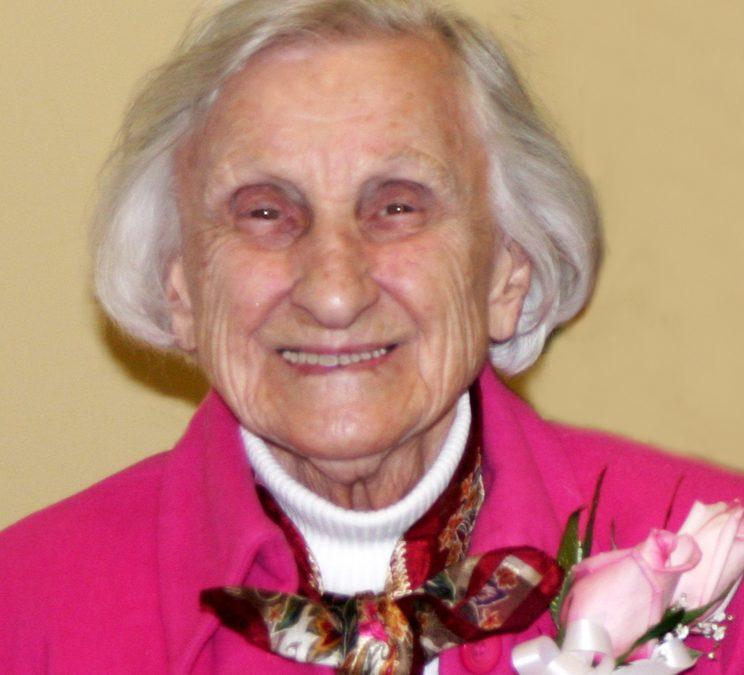 Obituary: Sister Catherine Schuyler, CSJ